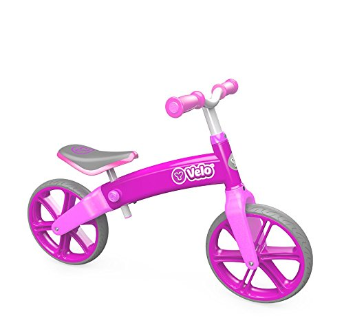 Y Velo Senior Balance Bike - Kids Ride On without pedals, Ages 18 months to 3 Years Old