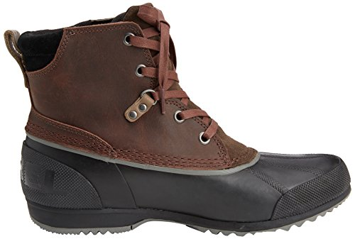 Sorel Hombre Ankeny Snow Bota Cordovan, Madder Brown