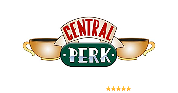 Central Perk Logo / 💡 how much does the shipping cost for ...