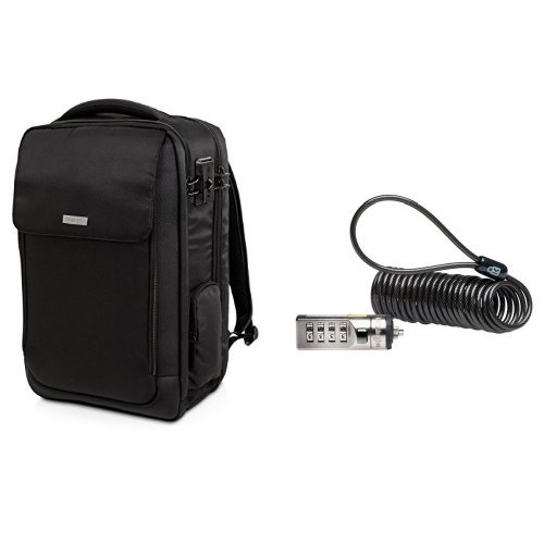 Kensington SecureTrek 17-Inch Laptop Backpack & Kensingto...