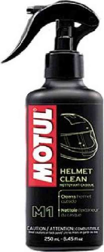 Motul M/C Care Helmet Clean, 8.45 Oz.