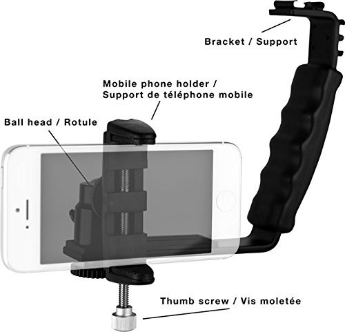 MXL Mobile Media Camera Mount by MXL