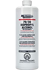 MG Chemicals 8241 70/30 Isopropyl Alcohol Electronics Cleaner, 945mL Bottle (8241-945MLCA)