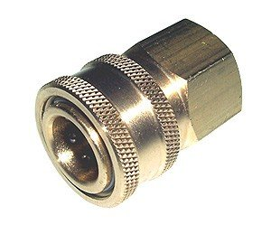 Legacy Pressure Washer Hose Quick Coupler Socket 1/2'' FPT by Legacy