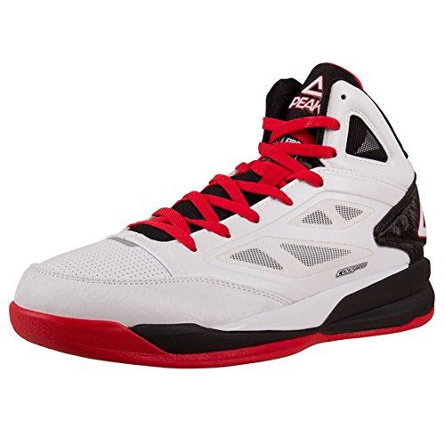 Scarpe Da Basket Uomo Velocity Fiba Serie Velocity Bianco / Nero