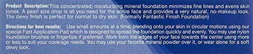 Illuminare Moisturizing Mineral Foundation – Portofino Porcelain, 0.5 oz