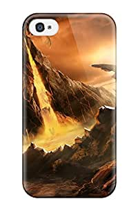 Durable Jufri Fantasy Back Case/cover For Iphone 4/4s