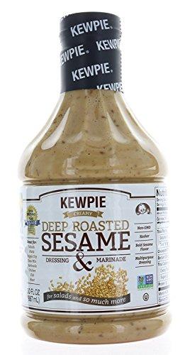 Kewpie Creamy Deep Roasted Sesame Dressing & Marinade - Sesame Soy Salad Dressing