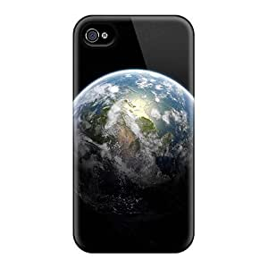 Case Cover Protector For Iphone 4/4s Earth Case
