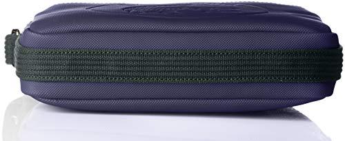 Lacoste Bleu Greener Peacoat Nf2628wm Bandoulière Sac rqWwrxSB