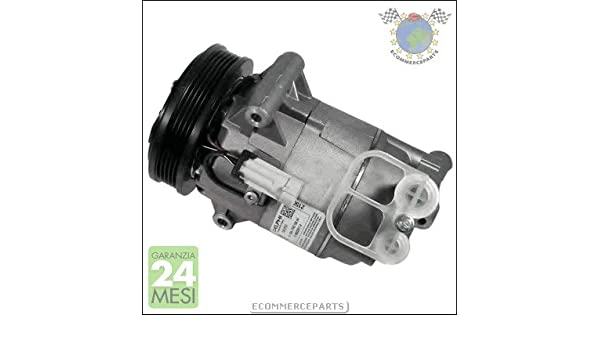 BNI Compresor Aire Acondicionado SIDAT Opel Zafira B Gasolina 2: Amazon.es: Coche y moto
