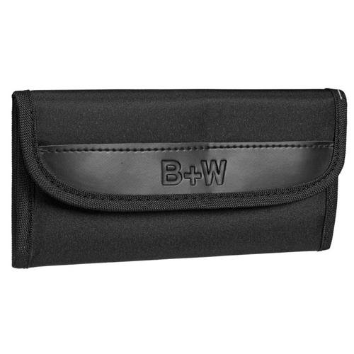 B + W B6 Plastic 6-Filter Pouch for Up to 62mm Filters by B+W