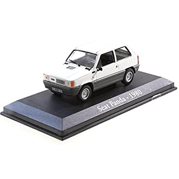 1980 Collection Coches Rba 143 Seat Voiture Miniature Panda rsQthdC