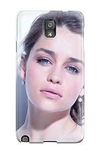 Defender Case For Galaxy Note 3, Emilia Clarke Pattern