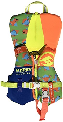 Hyperlite Child Life Vest, Blue, USCG Approved Type III or Type II Personal Floatation Gadget, – DiZiSports Store