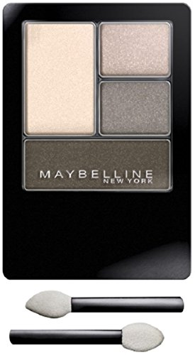 Maybelline New York Expert Wear Quads Eyeshadow, Mocha Motion 10Q 0.17 oz Pack of 10