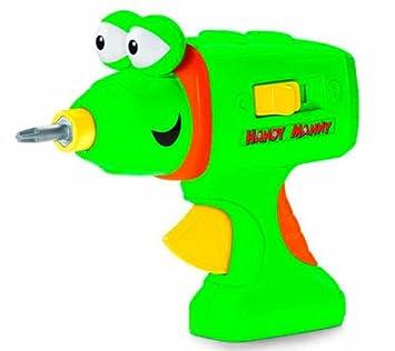 Manny Manitas Spinner Destornillador Parlanchin Mattel T2839