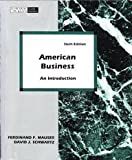 American Business : An Introduction, Mauser, 0155036157