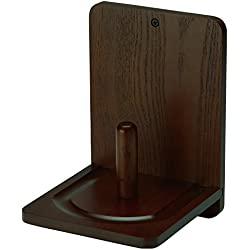 Fat Cat Billiard/Pool Accessory: Wall Mounted Wood Cone Chalk Holder, Mahogany Finish