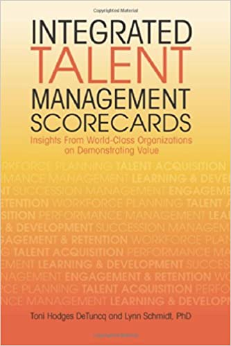 Integrated Talent Management Scorecards