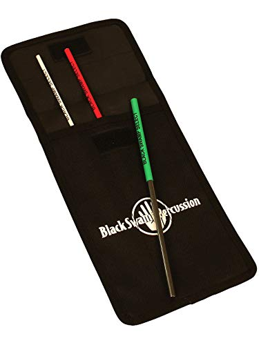 Black Swamp BSSET3 Triangle Beaters with Nylon Case ()