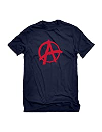 Indica Plateau Anarchy Mens T-Shirt