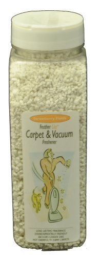 Carpet and Vacuum Freshener Strawberry Fields by FeatherLite