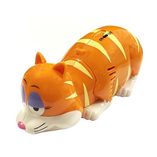 Wrapables Animal Mini Tabletop Vacuum Cat