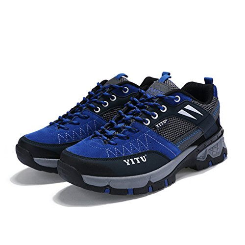 botas adulto de Unisex caño XIGUAFR bajo Azul 4XPxddqv
