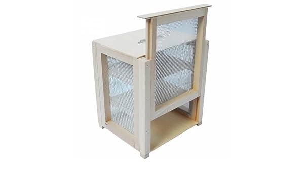 Despensa para guardar quesos 3 pisos de mesa clásica: Amazon.es: Hogar