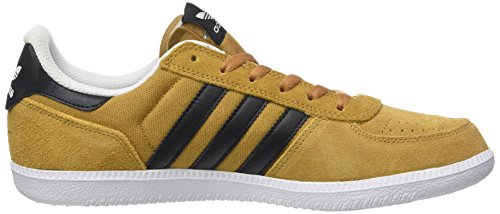 adidas Men's Leonero Skateboarding Shoes Beige Fvj8Uit7