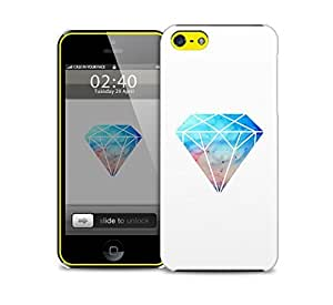 diamond iPhone 5c protective phone case