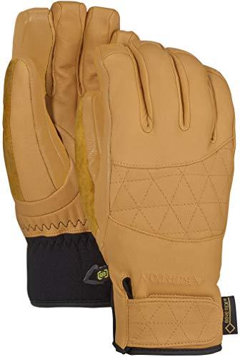 Burton Women's Gore-Tex Gondy Glove, Camel, Medium