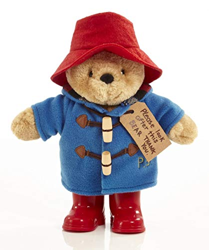 (Paddingtn With Boots)