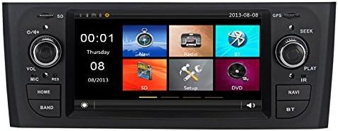 Autoradio Mit Navi Mit Gps Usb Sd Bluetooth Für Fiat Grande Punto 2006 2007 2008 2009 2010 2011 Serie Fiat Navigation