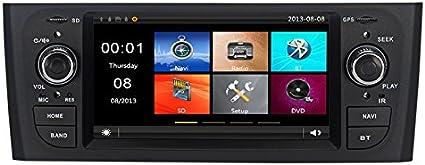 GPS USB SD Bluetooth autoradio navigatore Fiat Grande Punto 2006