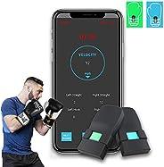 Boxing Punch Tracking Wearable Sensors Boxing Equipment Tracker Smart Punch Tracker Highly Sensitive Sensor fo