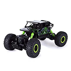 Product Feature:  Material:ABS plastic Speed: About 20-25 km/h Playing Time: 20 mins Charging Time: 60 mins Battery: 3.7V 500mAh Functions:Forward, Backward,Turn left/right, Climb obstructions Product size:10.4 x 6.8 x 6.3 inches Item Weight:...