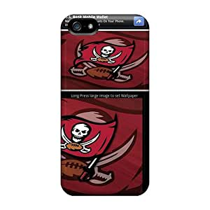 Hot-designed-tampa Bay Buccaneers Covers For Iphone 5/5s - Protective Cases