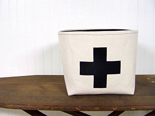 Swiss Cross Basket
