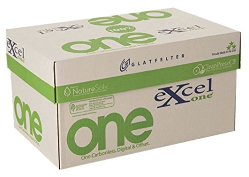 11 x 17 Excel One Carbonless Paper, 2 part Reverse, 1250 Sets, 2500 Sheets, 5 Reams by PSD