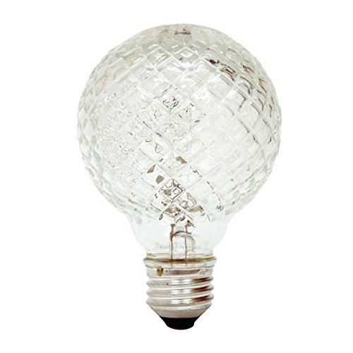 GE 71373 - 40G25H/CRY/RV-TP Globe Daylight Full Spectrum Light Bulb (Globe Reveal)