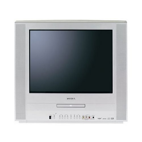 Toshiba MD14H63 14-Inch FlatScreen TV with DVD ()