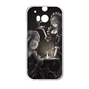 HTC One M8 phone case White touhou project THJ6964715