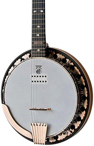 Deering Boston 6-String Acoustic-Electric (6 String Banjo Deering)