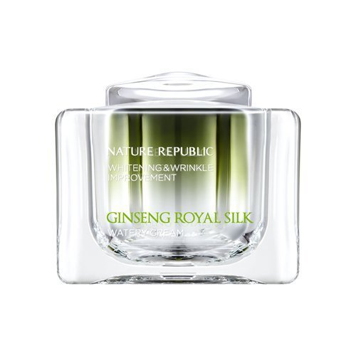 Nature Republic Ginseng Royal Watery Cream 60ml, Brightening, wrinkle care from Nature Republic