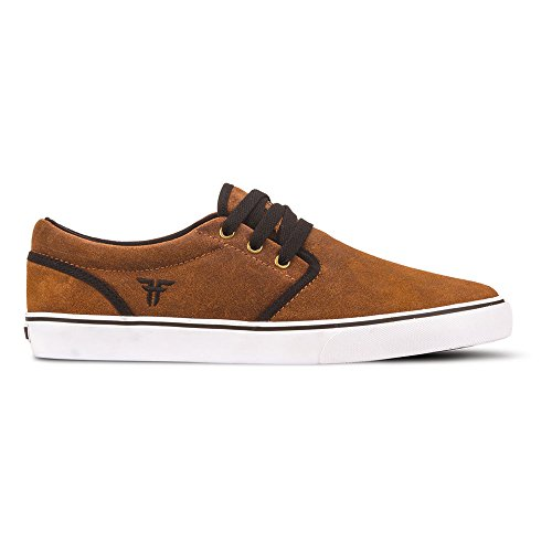 Fallen Herren Skateschuh The Easy Skate Shoes brown/black