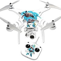 Skin For DJI Phantom 3 Standard – Turtly Cool | MightySkins Protective, Durable, and Unique Vinyl Decal wrap cover | Easy To Apply, Remove, and Change Styles | Made in the USA