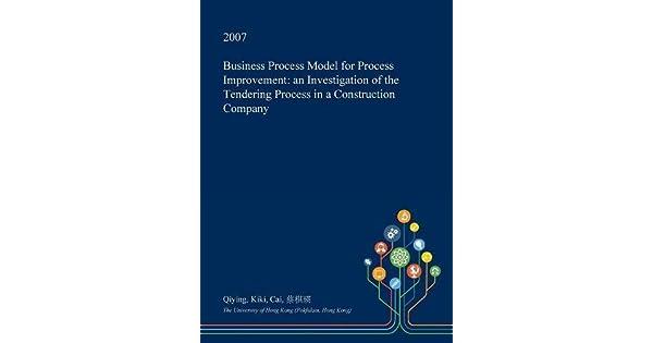 Business Process Model for Process Improvement: An