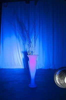 ADJ Products BLB18W 18-Watt Ultraviolet LED Blacklight Par38 Bulb